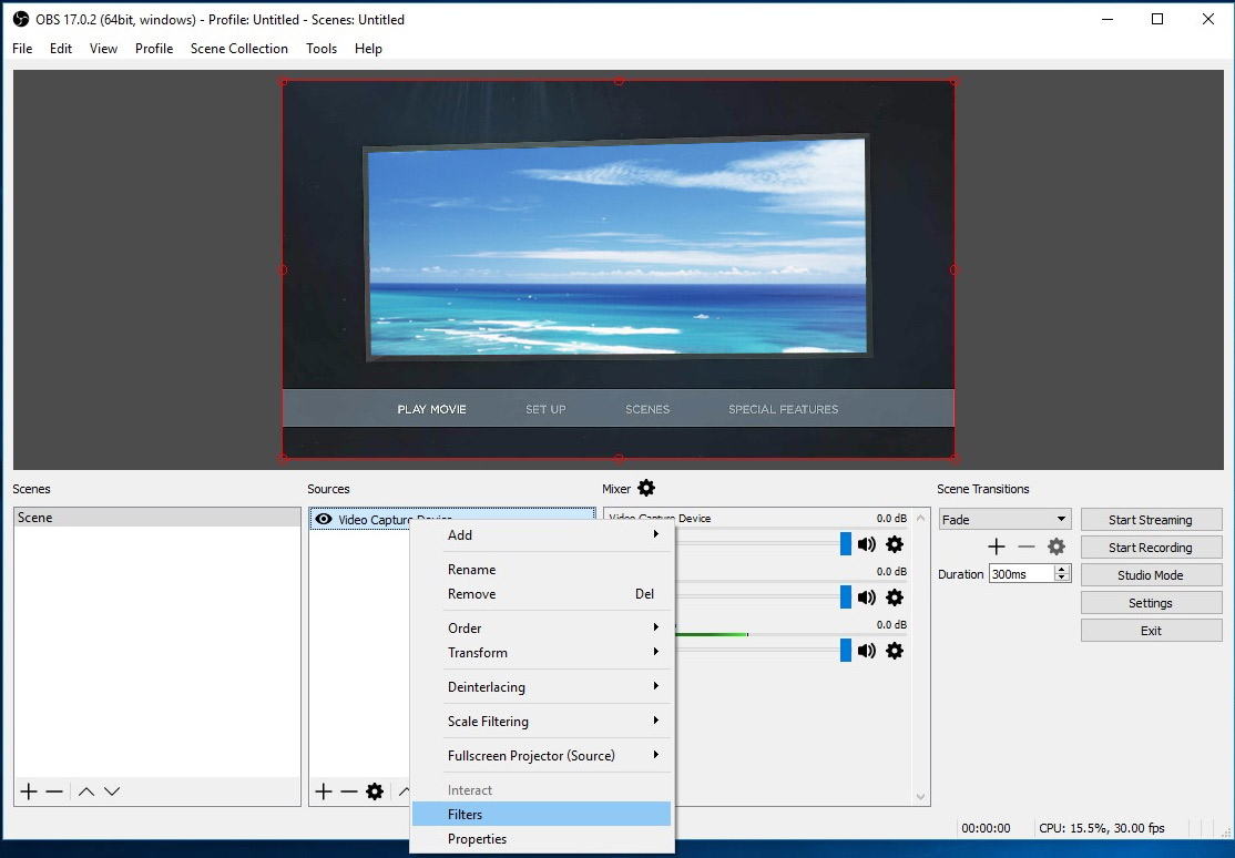 Why are audio and video out of sync when I use OBS studio with