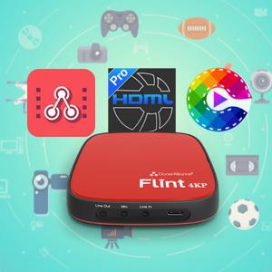 ClonerAlliance Flint 4KP Bundled software