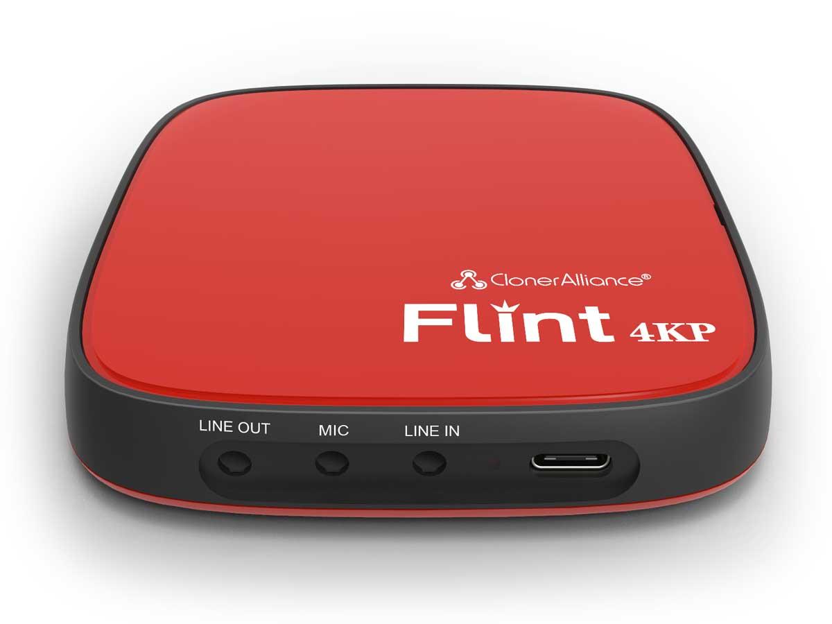 ClonerAlliance Flint 4KP - A Super Portable UVC HDMI to USB