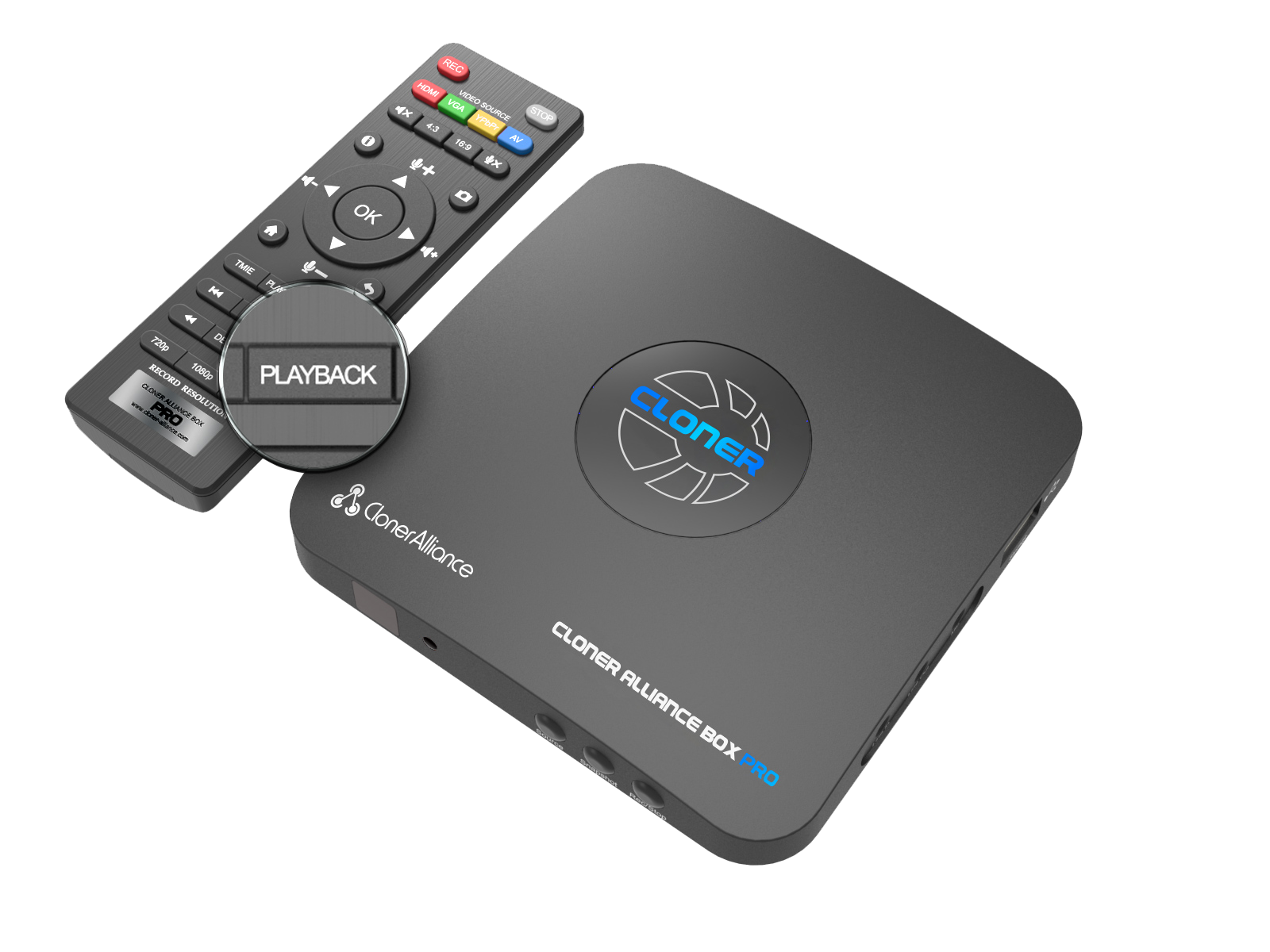 Brand New HDML-Cloner Box,No need PC,Capture game and HD streaming videos.
